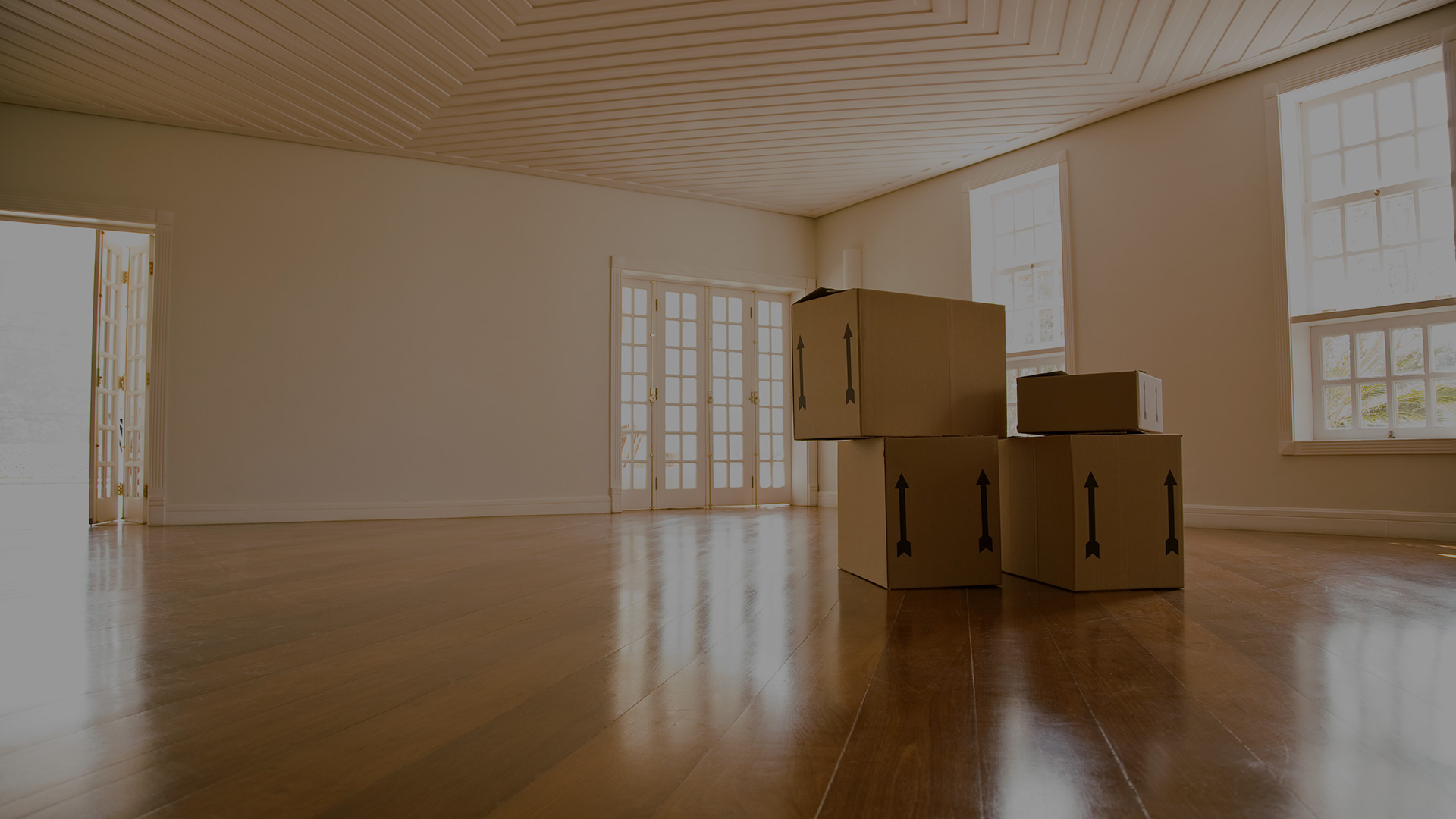 Residential Moving Boxes